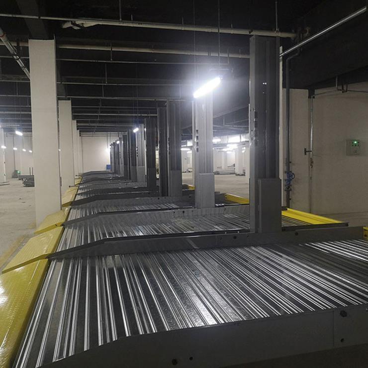 西安蓮湖區停車庫租賃 萊貝機械停車設備生產廠家
