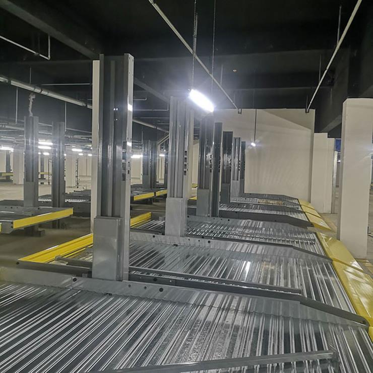 定西渭源停车位租赁 链条式机械停车设备制造