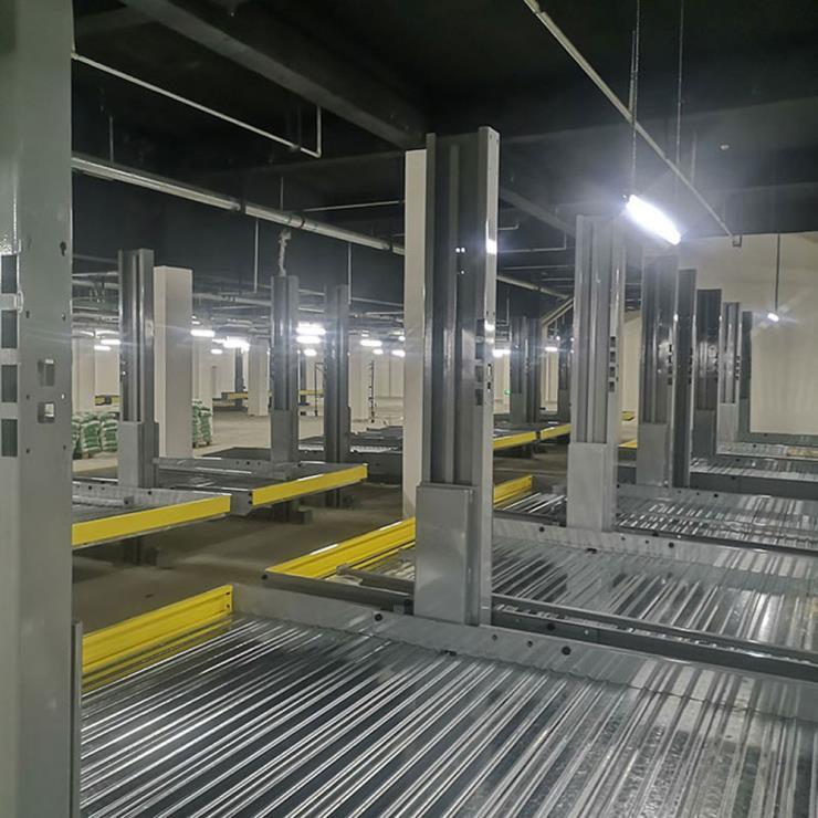 德宏州陇川停车位租赁 电动机械停车加工