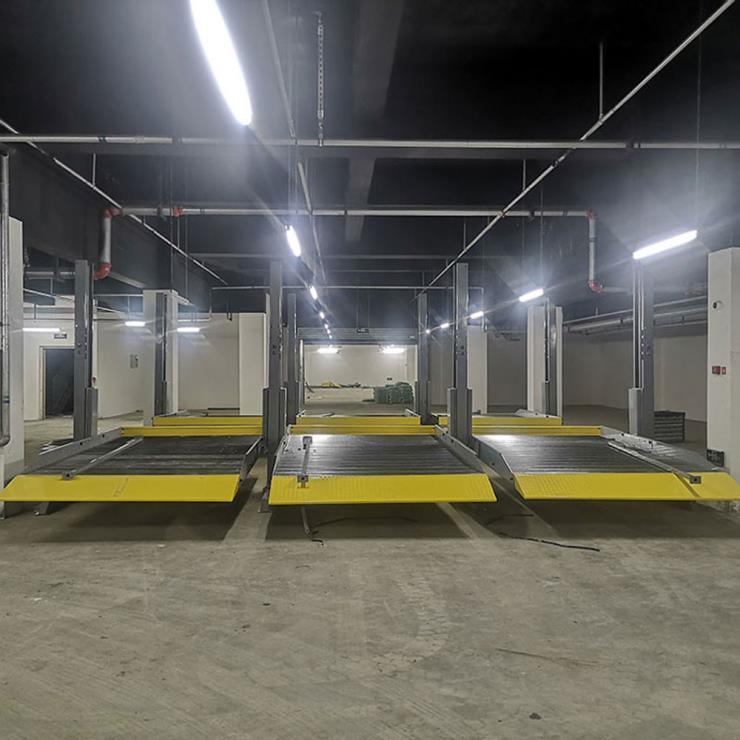 文山广南县停车位租赁 移动式机械停车设备制作