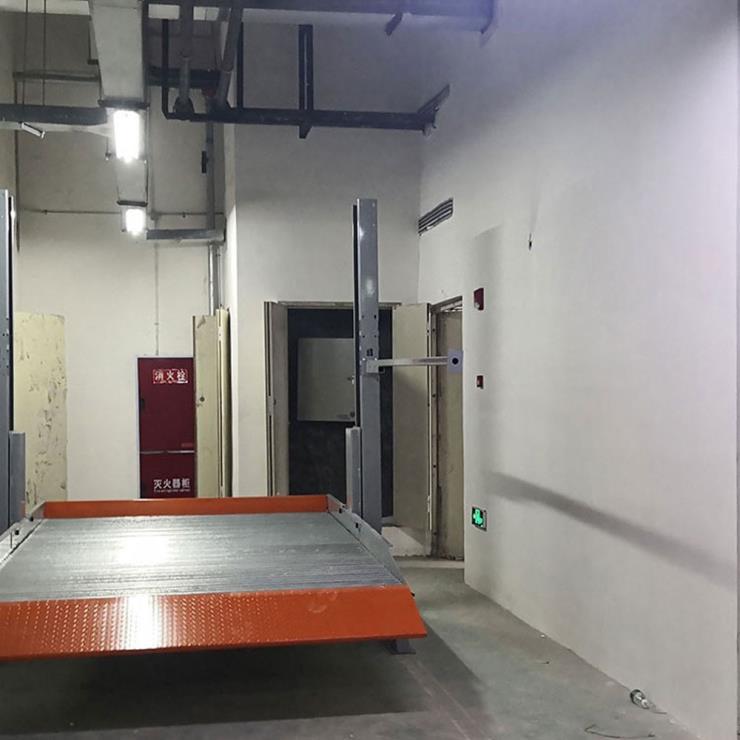 陇南市两当停车位租赁 莱贝机械停车场改造