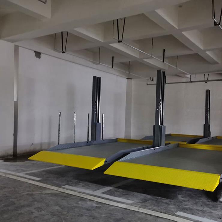 黔南罗甸县停车位租赁 平面移动立体停车库制作
