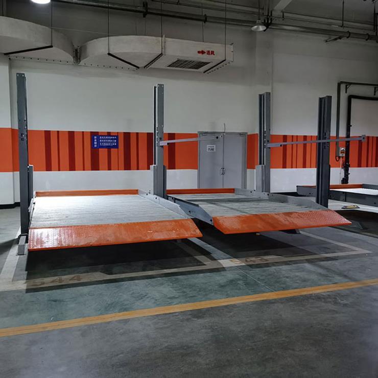 重庆秀山县停车位租赁 莱贝机械式立体停车设备回收