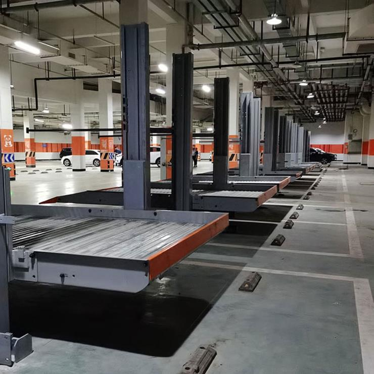 四川省木里停车位租赁 自动立体停车场制造