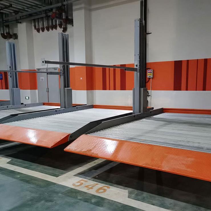 丹凤县停车位租赁 移动式机械停车场制作