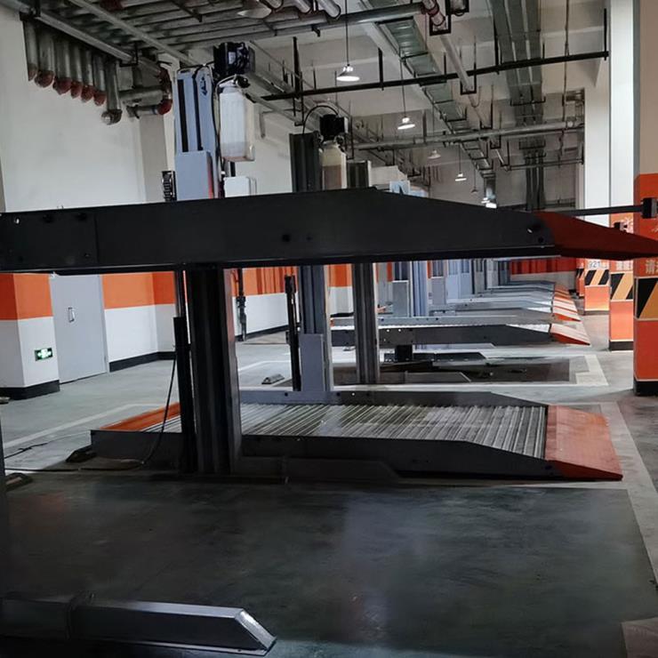 凉山州金阳县停车位租赁 垂直升降车位制作