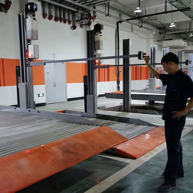 贵州省册亨停车位租赁 重列式立体停车场制造