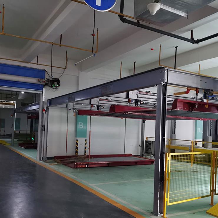 云南省通海停车位租赁 三层机械车库制作