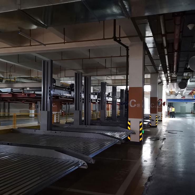 延安吴起县停车位租赁 莱贝机械停车回收出租