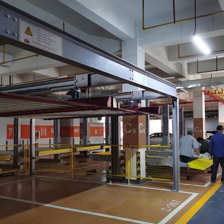 贵州省施秉停车位租赁 两柱立体车位加工