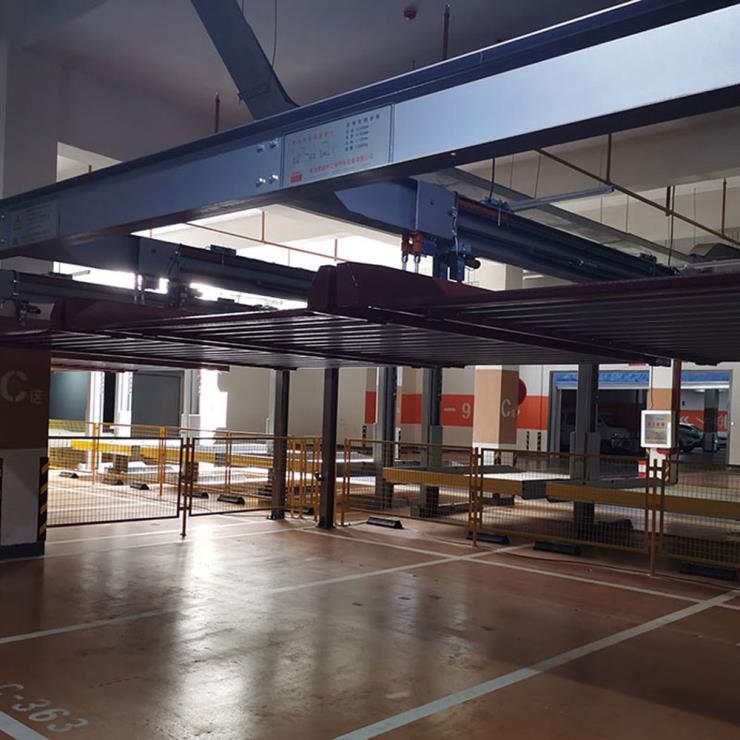 遵义务川县停车位租赁 两柱停车设备制造