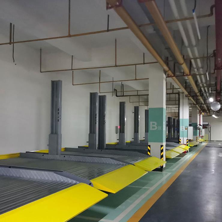 泸西停车位租赁 简易机械式停车位制造