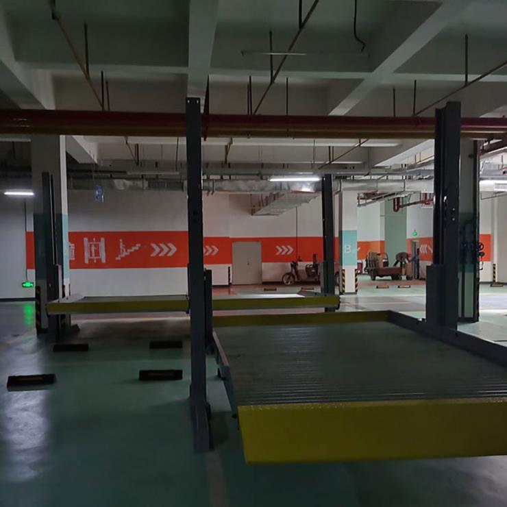 张掖市山丹停车位租赁 室内立体停车设备加工
