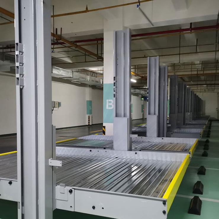 黔东南州黎平县停车位租赁 智能立体车库停车设备制造