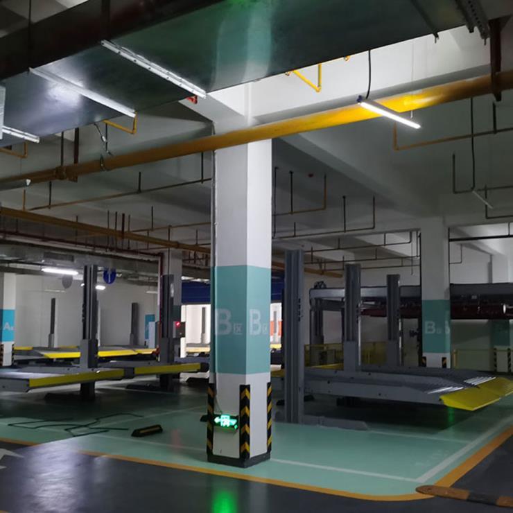 平昌县停车位租赁 室内机械立体车库制作