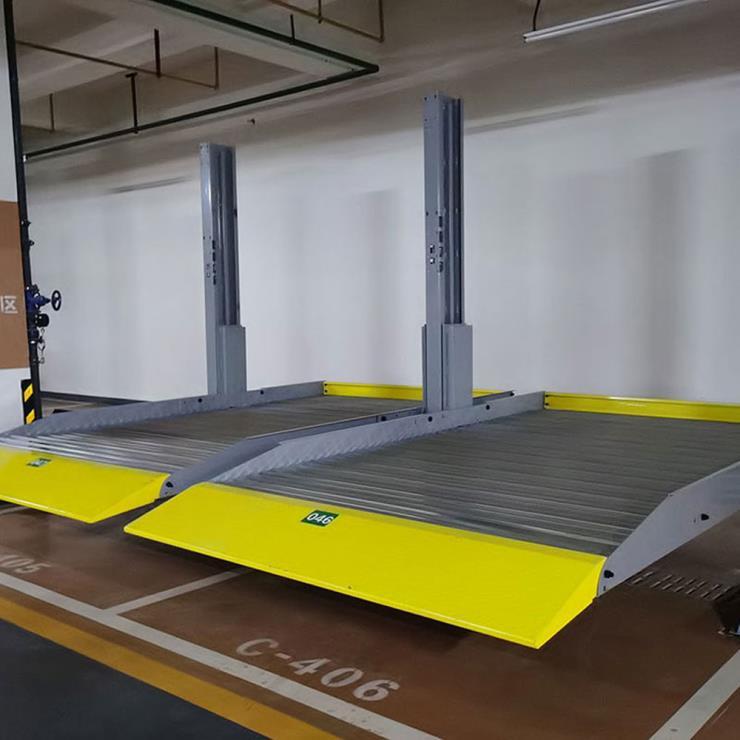 渭南市澄城停车位租赁 定制机械式停车位加工