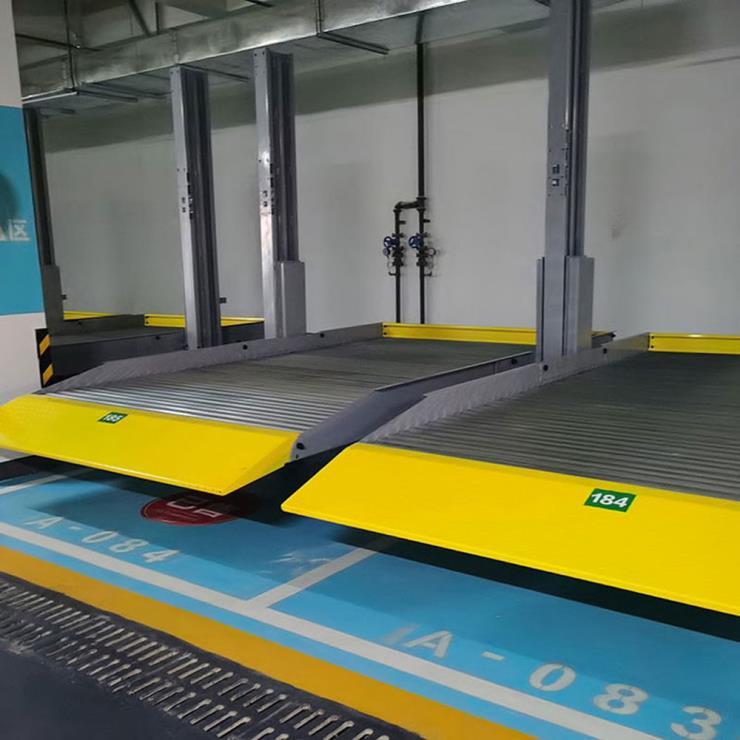 迪庆州德钦停车位租赁 简易机械停车位制造