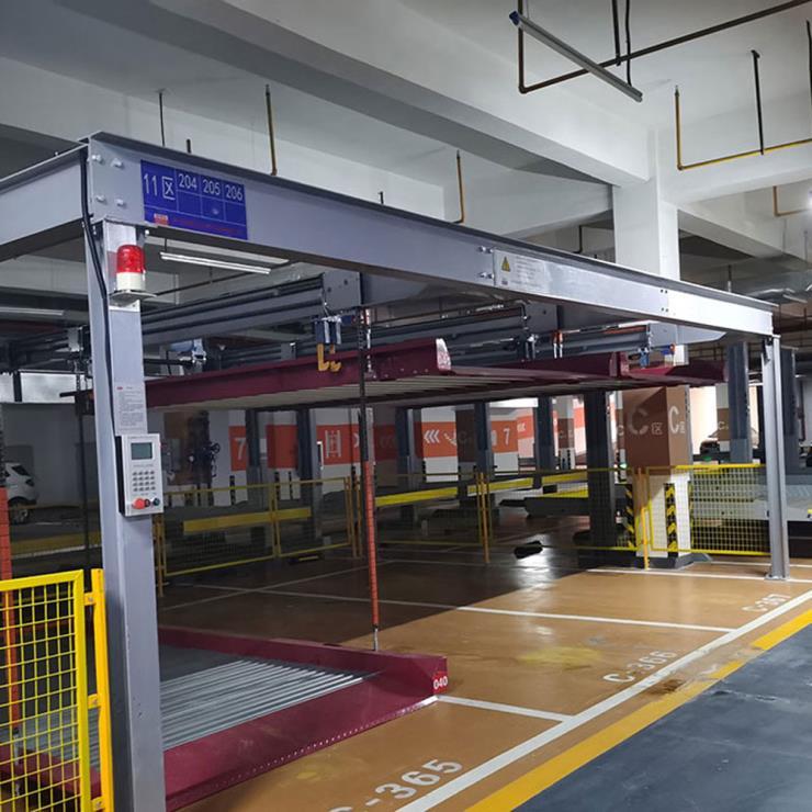 华坪县停车位租赁 莱贝机械停车安装