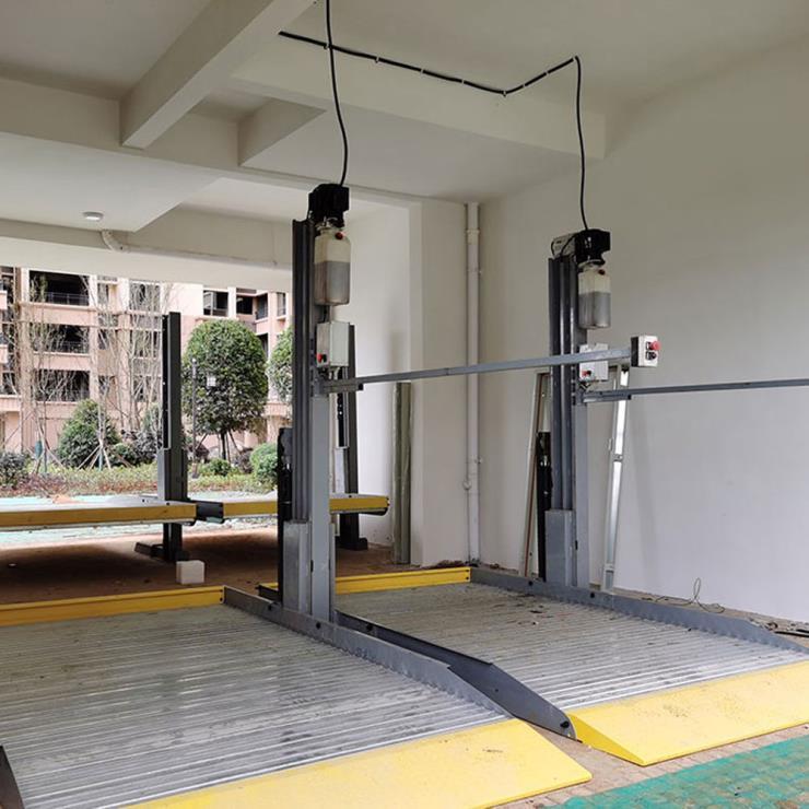 楚雄双柏停车位租赁 PCX机械停车位制造