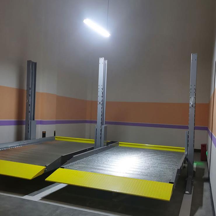 甘孜州理塘停车位租赁 垂直循环式机械式停车位制作