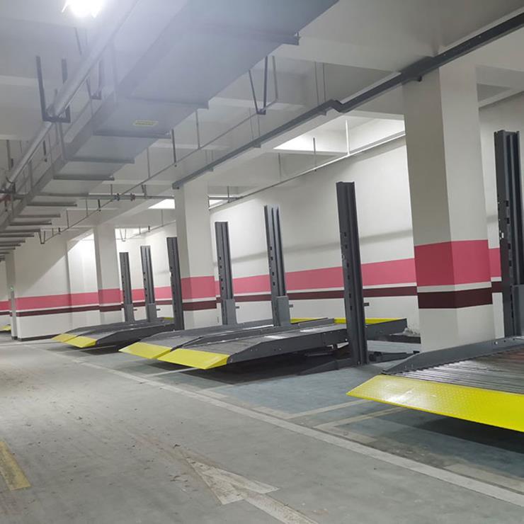 锦江停车位租赁 全自动机械停车设备制造