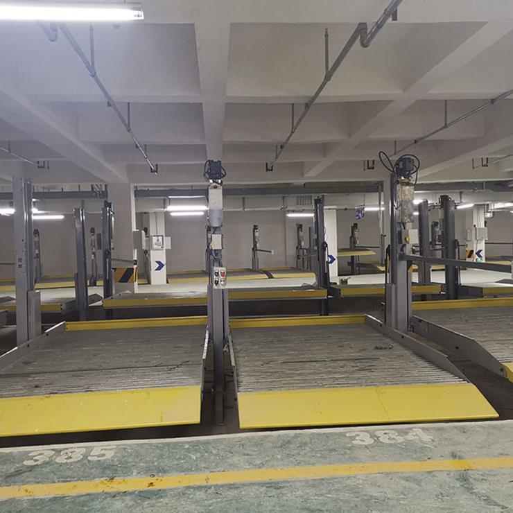 香格里拉市停车位租赁 3层停车设备制作