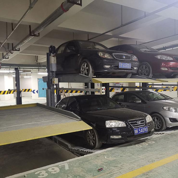 官渡停车位租赁 莱贝机械停车位上门回收