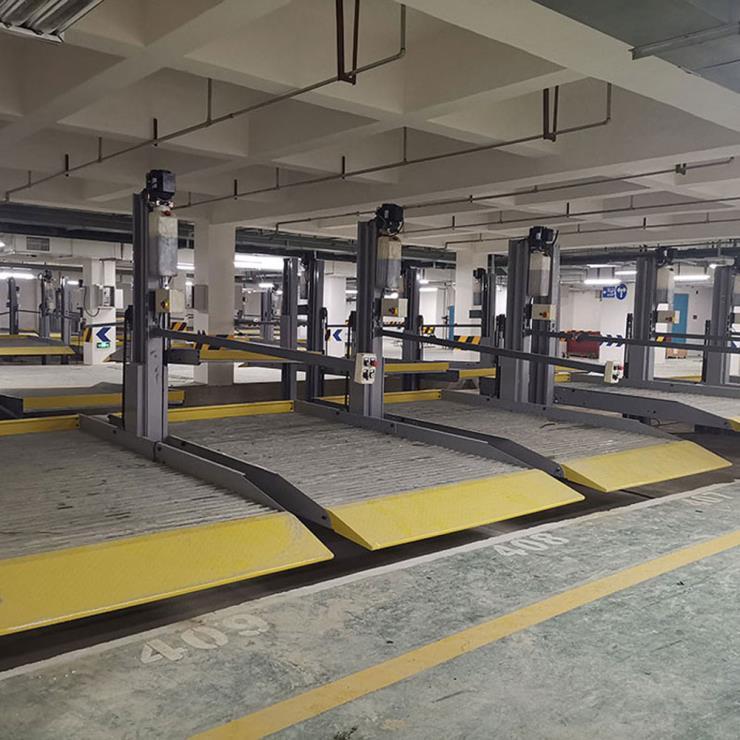 保山龙陵停车位租赁 移动式停车库制造