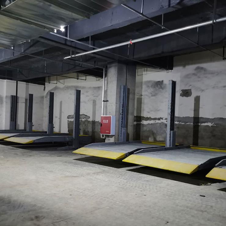 甘肃省张掖停车位租赁 PCX立体停车位制作