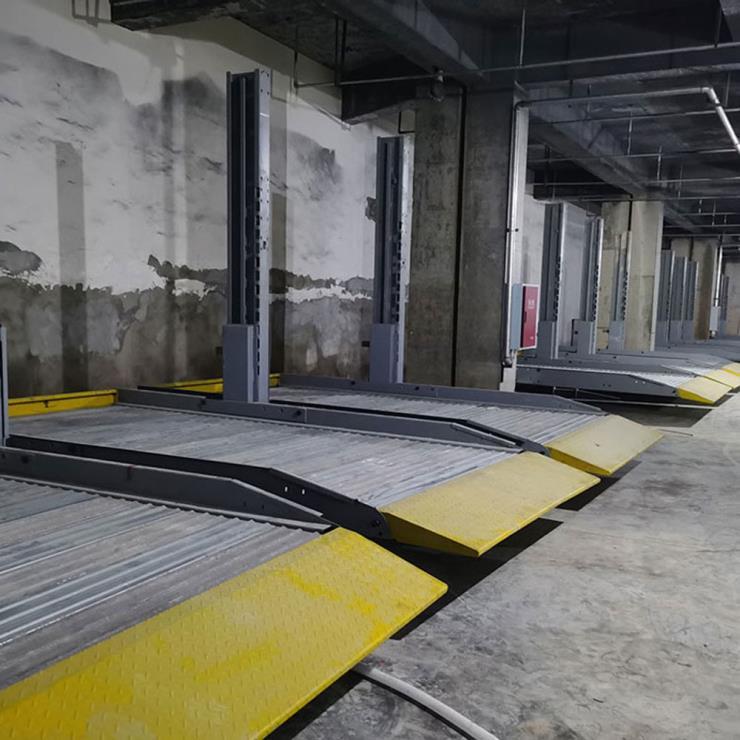 定西岷县停车位租赁 全自动机械停车场制作
