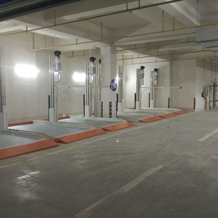 大理州剑川县停车位租赁 莱贝机械式停车位规划验收