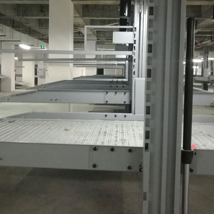 曲靖市沾益停车位租赁 垂直循环式立体车库停车设备制作