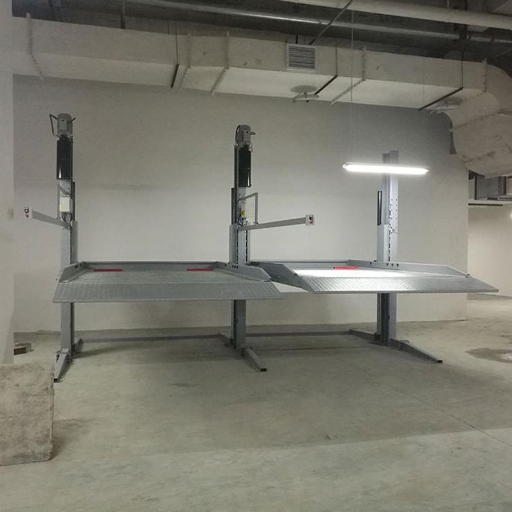 仁寿停车位租赁 定制机械式立体停车设备制作