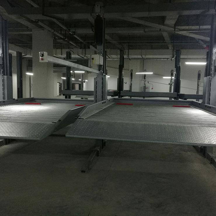 咸阳三原县停车位租赁 汽车机械车位制造
