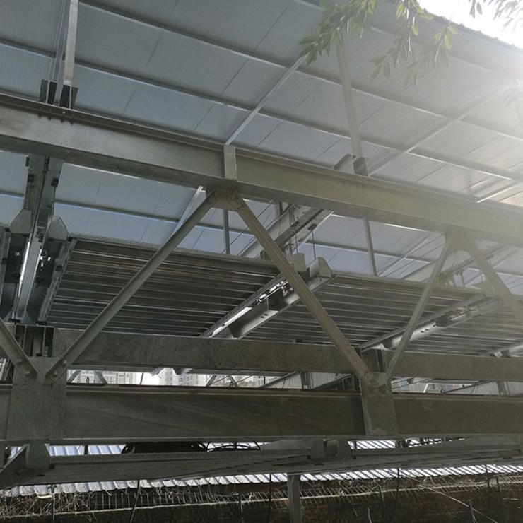 开州区停车位租赁 地下机械立体车库制作