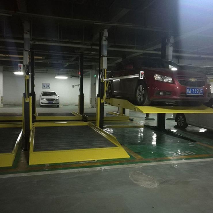 四川省大英停车位租赁 莱贝机械立体车库回收租赁