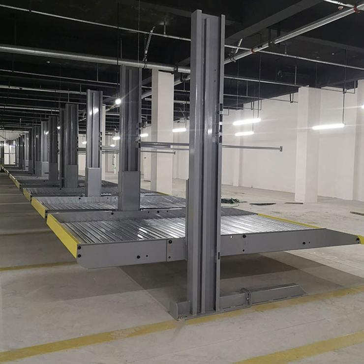 宜宾市江安县停车位租赁 3层机械式停车位制造