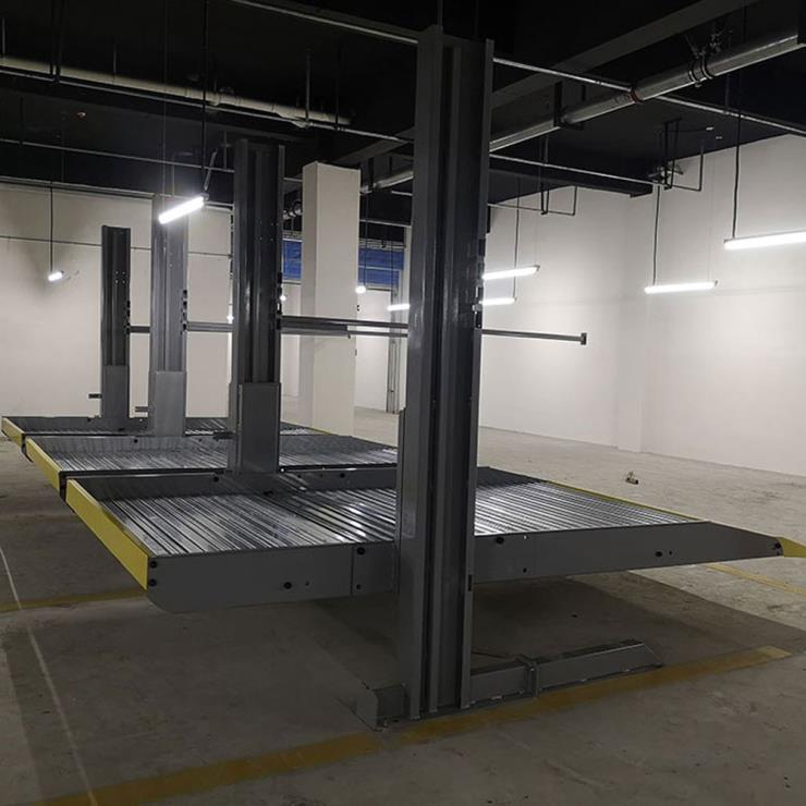 商洛停车位租赁 莱贝机械车库规划验收