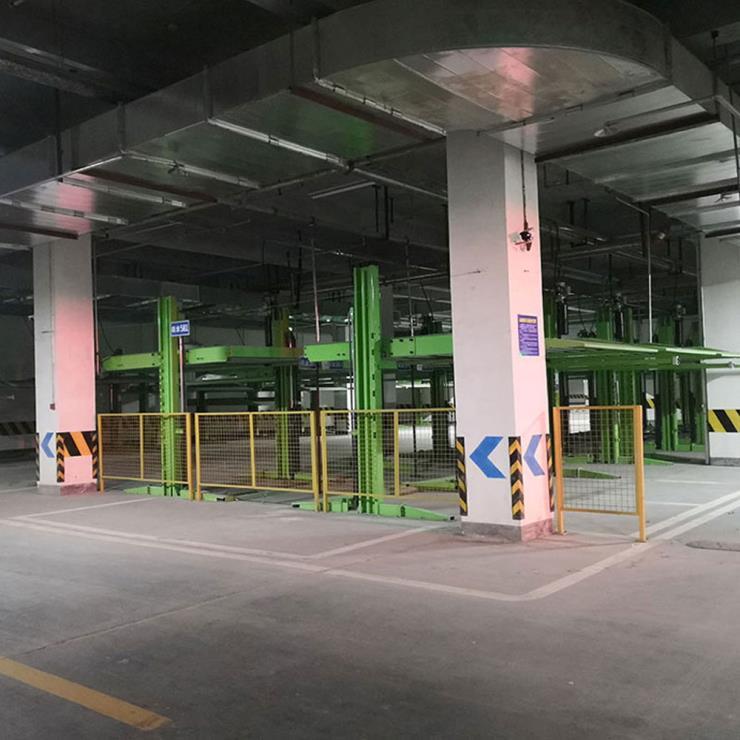 雅安市天全县停车位租赁 横移式停车位制作