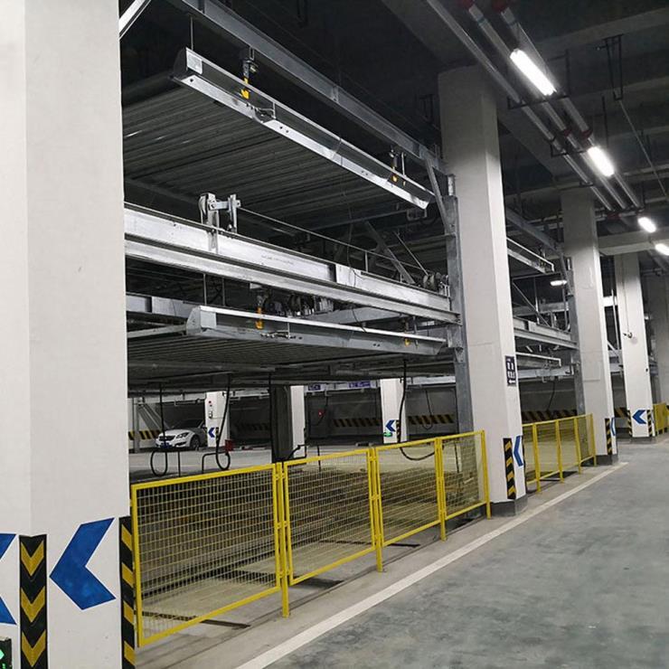泸州古蔺停车位租赁 莱贝机械式停车库回收