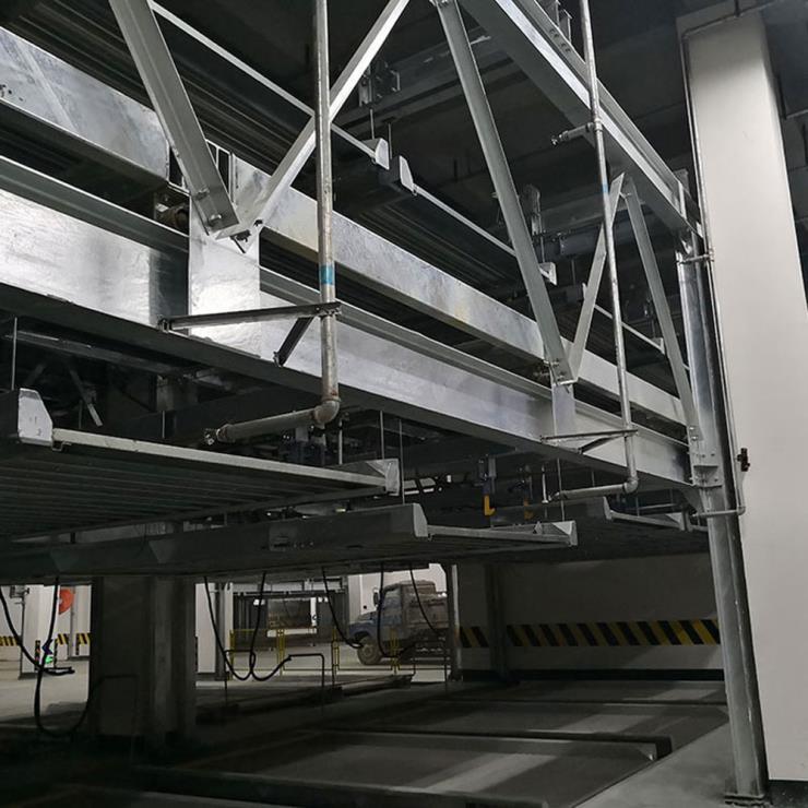 遂宁船山区停车位租赁 3层机械式立体停车设备制造