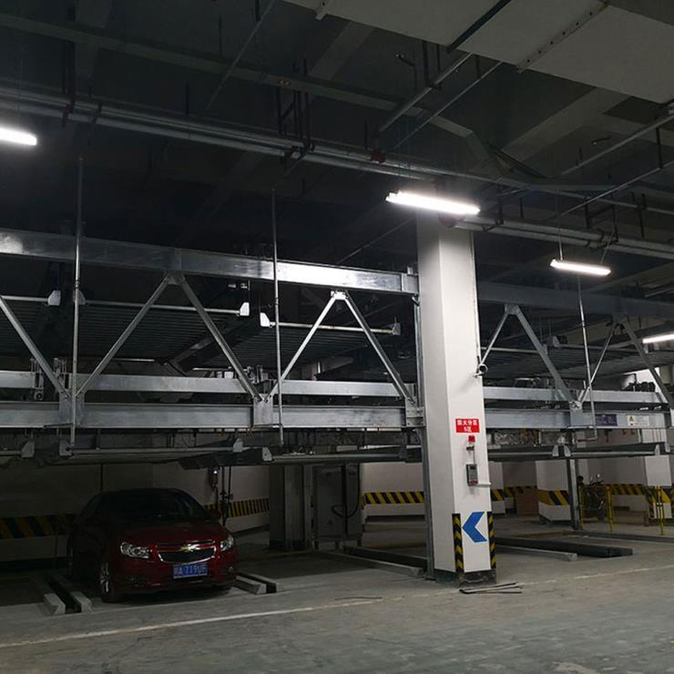 广安市广安区停车位租赁 三层停车设备加工