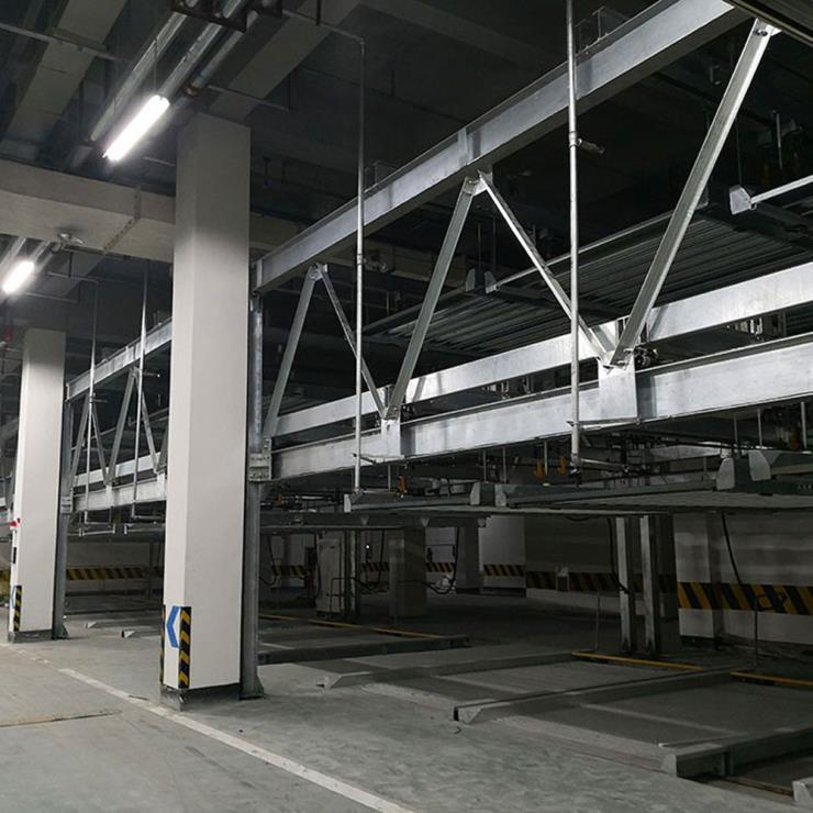 西安高陵区停车位租赁 平移机械停车加工