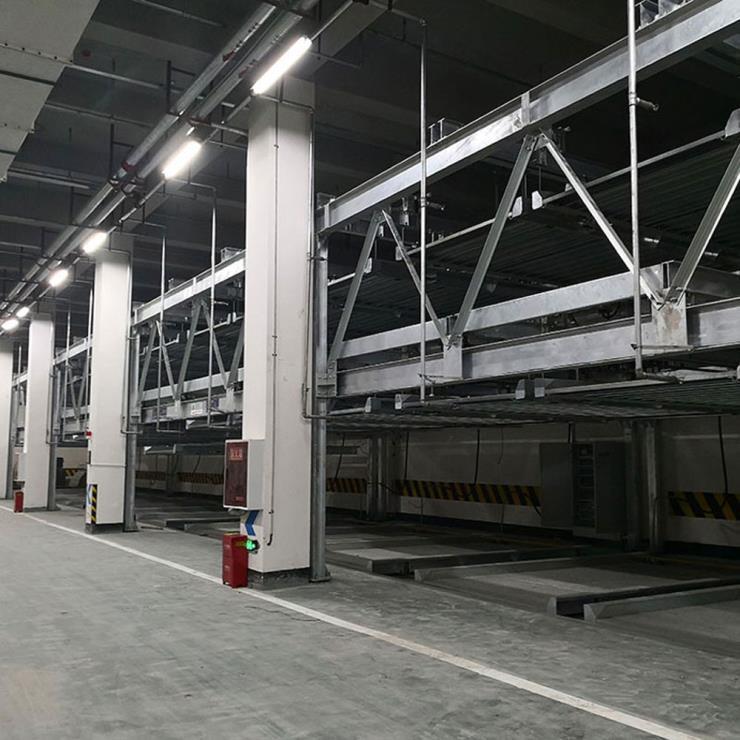 曲靖会泽停车位租赁 室内机械立体停车设备制作