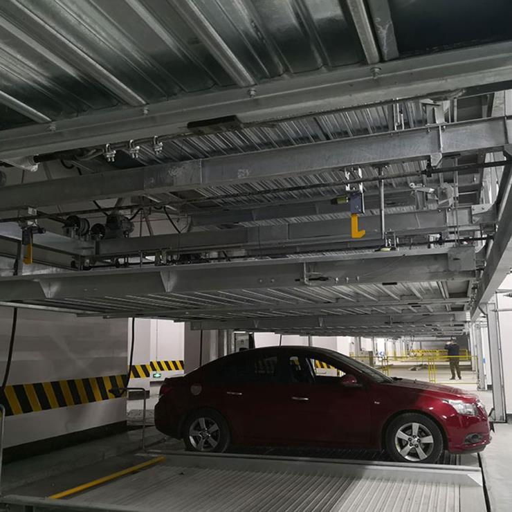 成都市都江堰市停车位租赁 垂直升降机械停车场制造