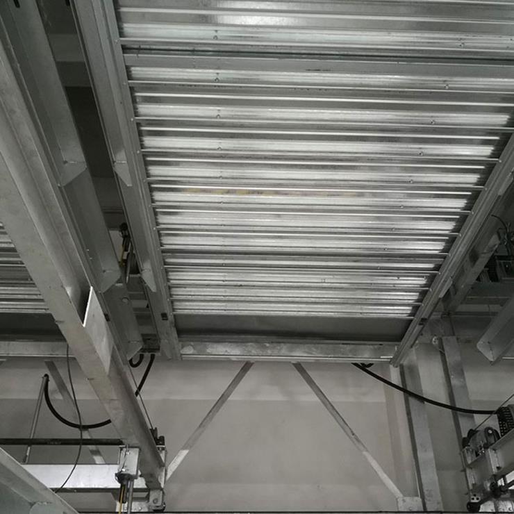 民勤停车位租赁 3层机械车库制作