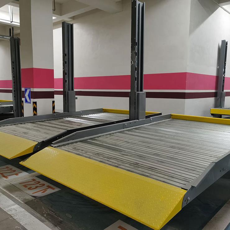 安康市平利县停车位租赁 钢丝绳机械停车设备制造