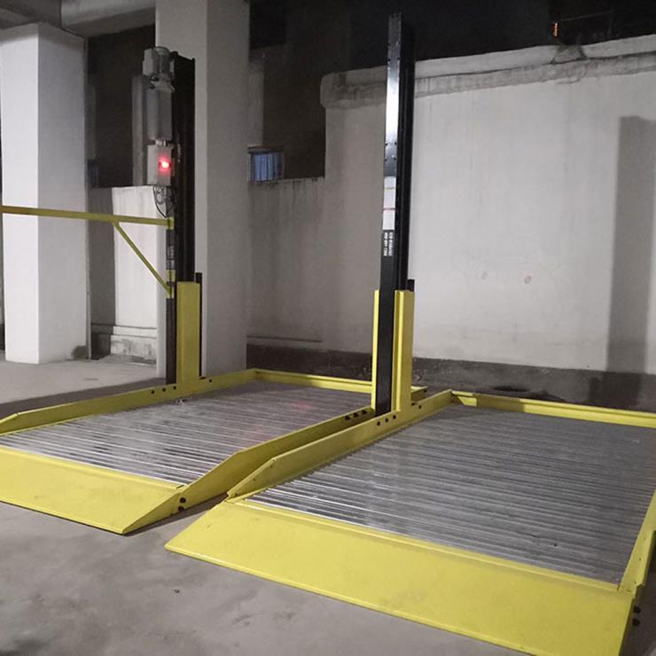 陇南市西和停车位租赁 平移立体停车位加工