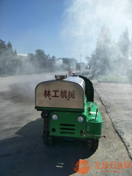 林工视频城区现在履带开沟施肥机多少钱一台