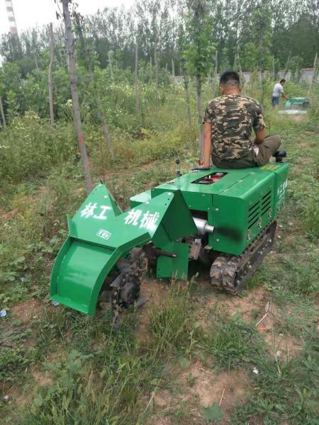 林工制造婁底電器動旋耕機除草機
